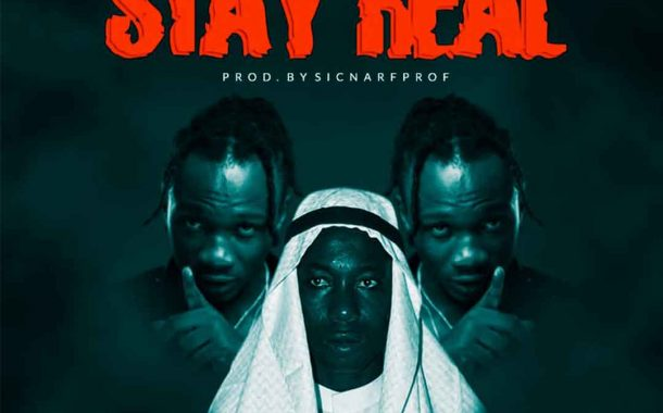 Bone ft Eye Judah - Stay Real (Prod By Sicnarf Pro)