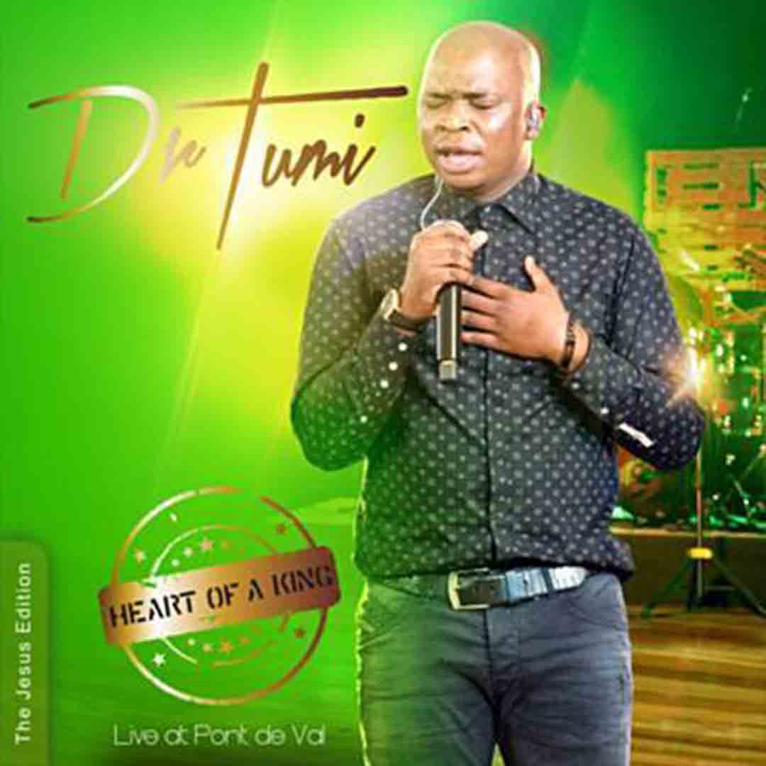 Dr Tumi - You Are Here (Live)