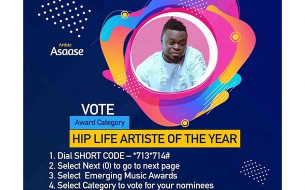 All the Artists In My Category are Ghost - Asaase