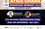 Guest Speakers Arrive in Ghana ahead of ATIGs Seminar