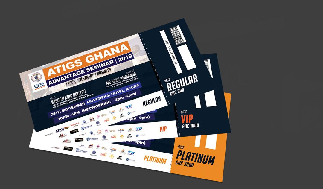 ATIGS Advantage Seminar Benefits & Tickets Package 2019