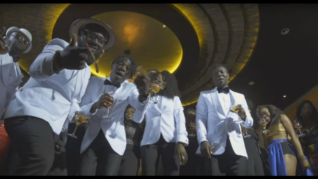 VVIP - After Party Ft. Stonebwoy ( Awards Official Video)
