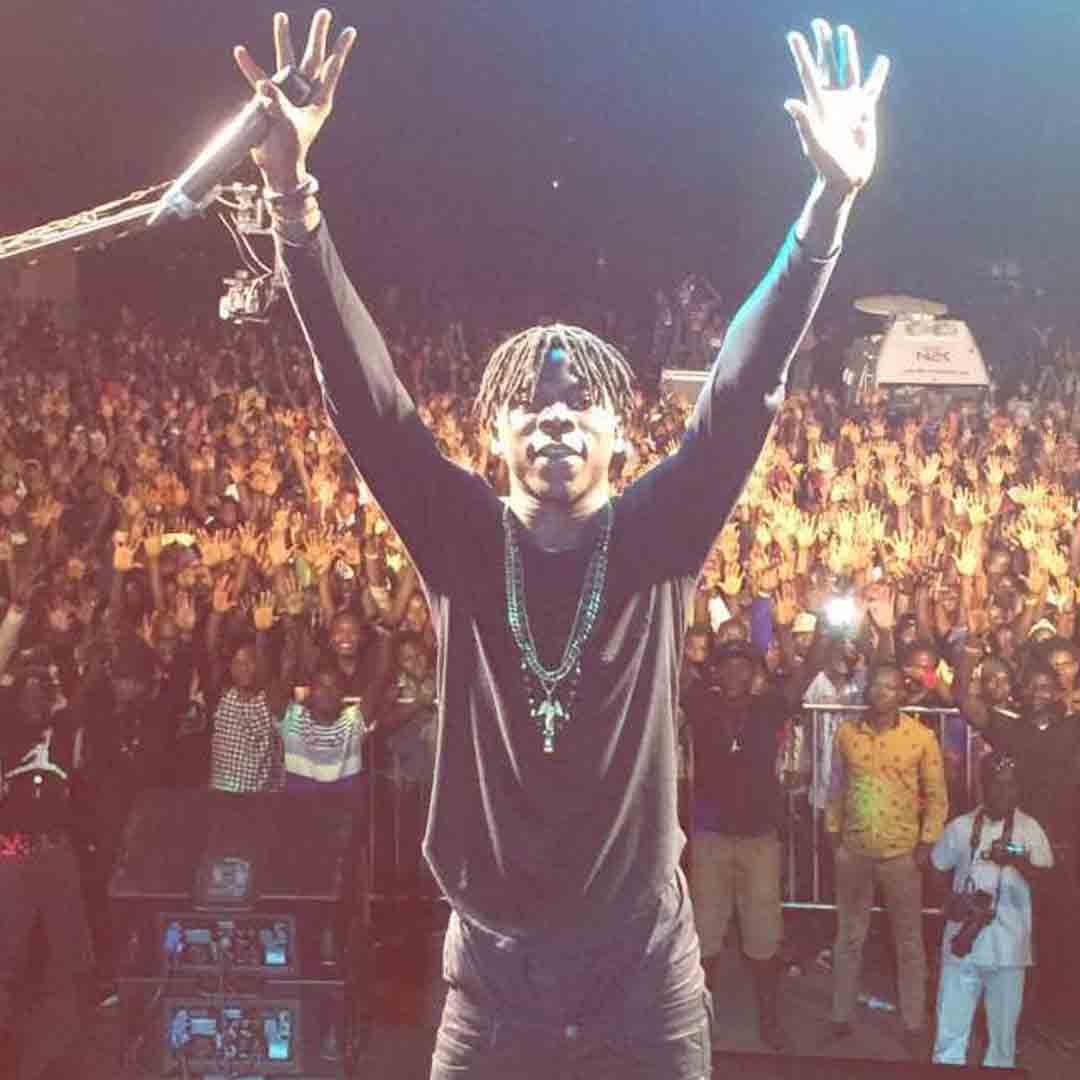 Stonebwoy gears up for 'Ghana Meets Naija'