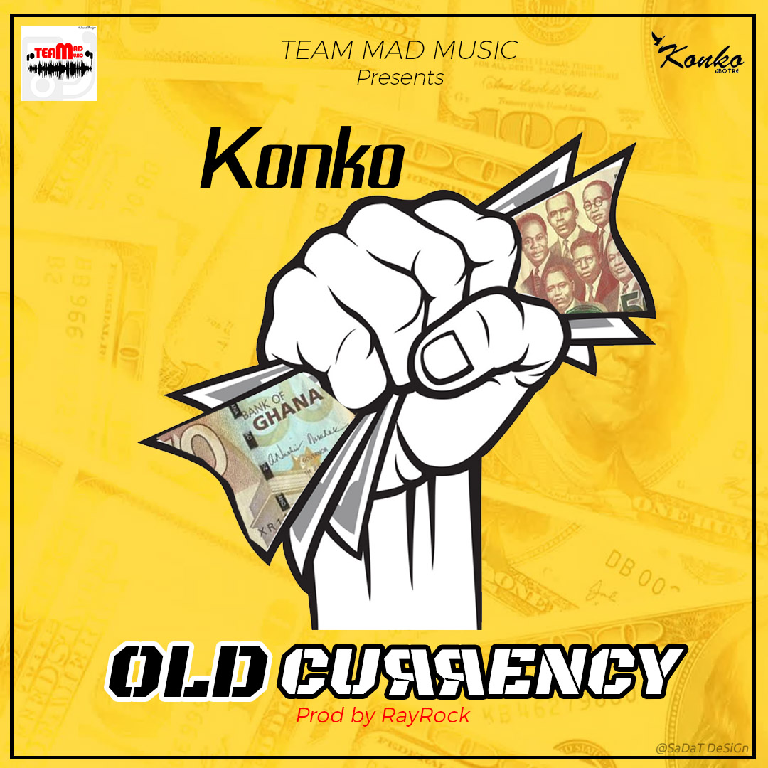 Konko - Old Currency (Prod by RayRock) [www.LOUDinGH.com]