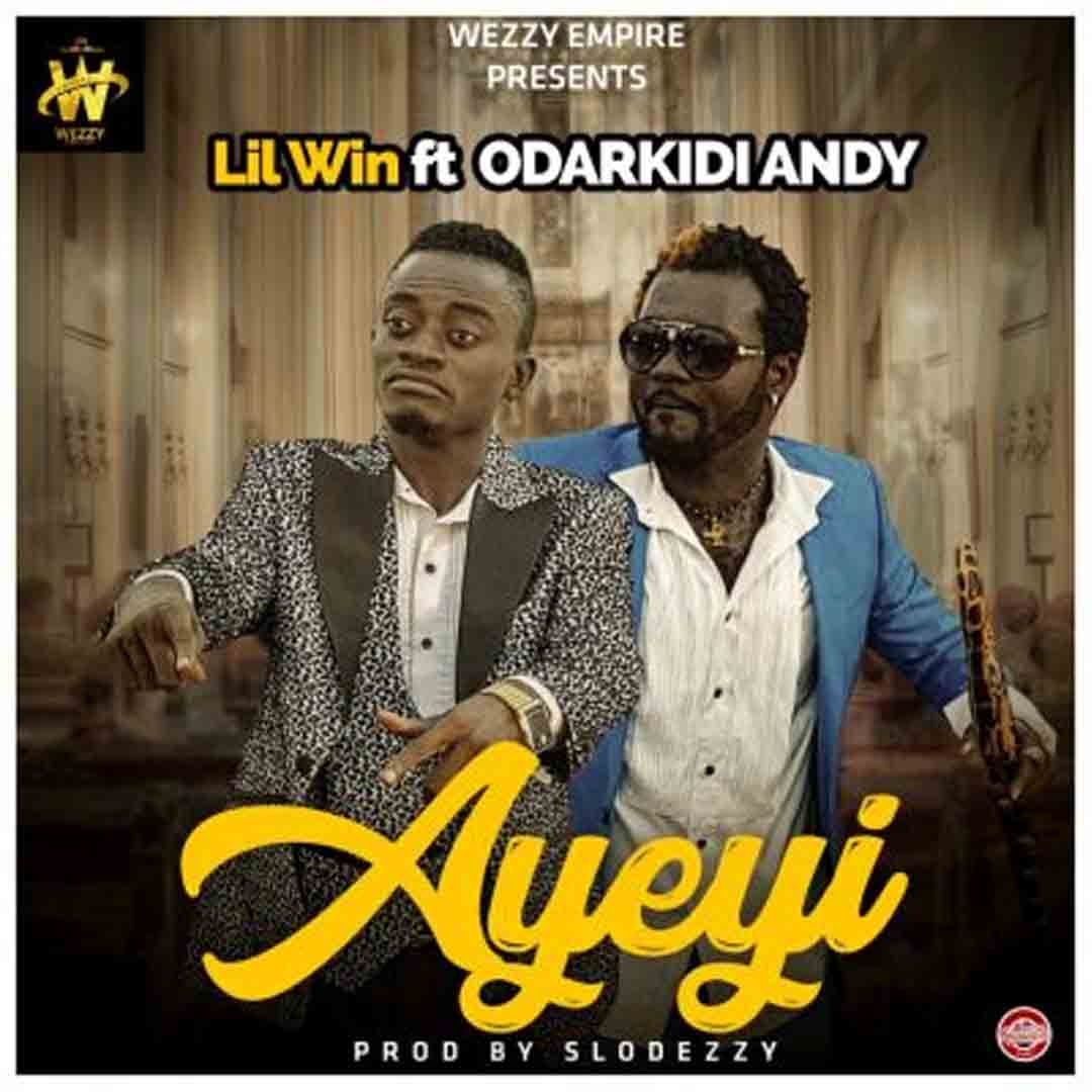 Lil Win ft Andy - Aseda (Prod by 925 Musik)