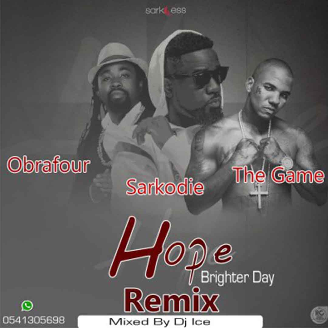 The Game ft Sarkodie X Obrafour - Brighter Day (Remix) (Mixed by Dj Ice) [www.LOUDinGH.com]