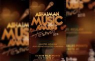 Photos; Ashaiman Music Awards Nominees Jam 2018