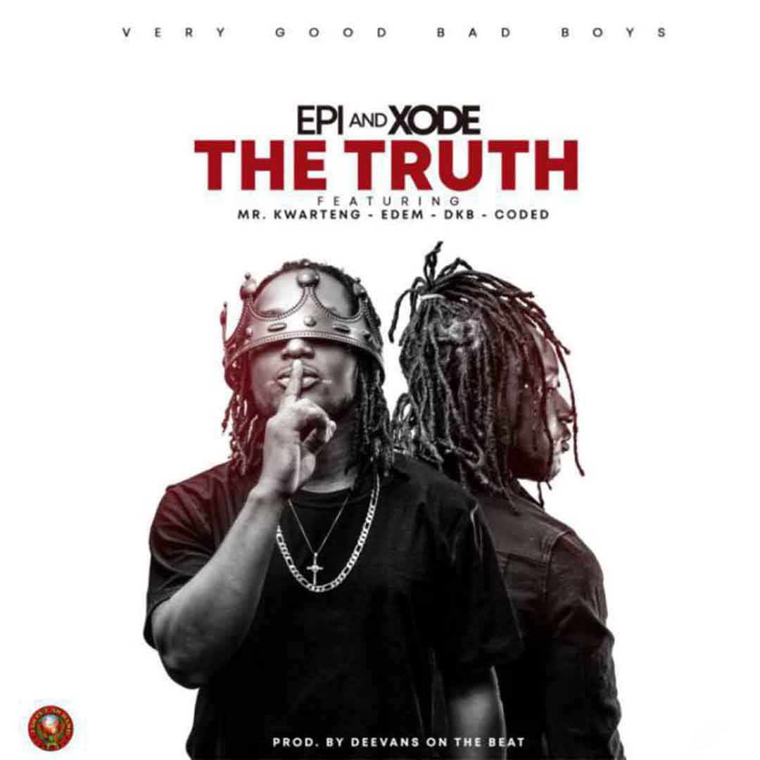Epixode ft Mr Kwarteng x Edem x DKB & Coded - The Truth (Bullet Diss) [www.LOUDinGH.com]