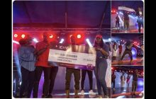Bogo Blay wins Vodafone Icons 2018