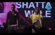 Shatta Wale, Olamide, Tiwa Savage, others thrill fans at BF Suma concert