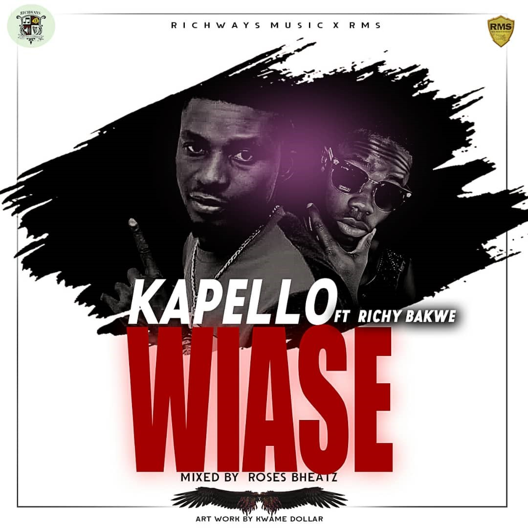 Kapello ft Richy Bakwe - Wiase (Mixed by Roses Bheatz) [www.LOUDinGH.com]