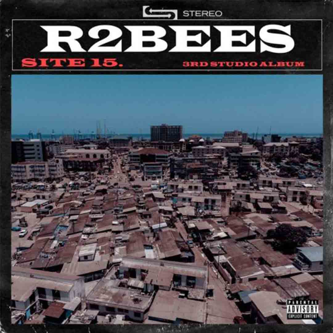 R2bees - Site 15 (Full Album Download)