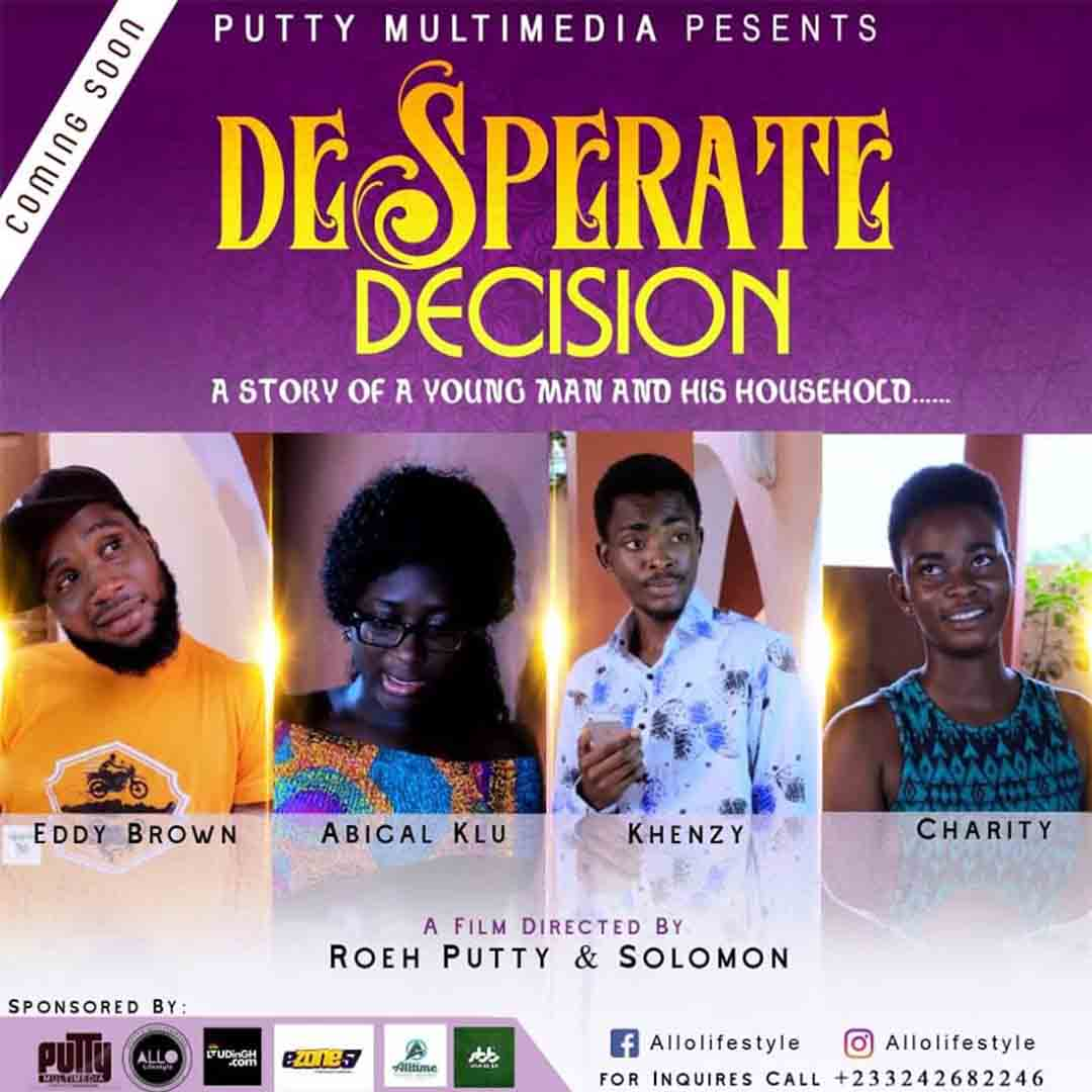 Putty Rana Set To Bring Another Hot Movie Titled Desperate Decision