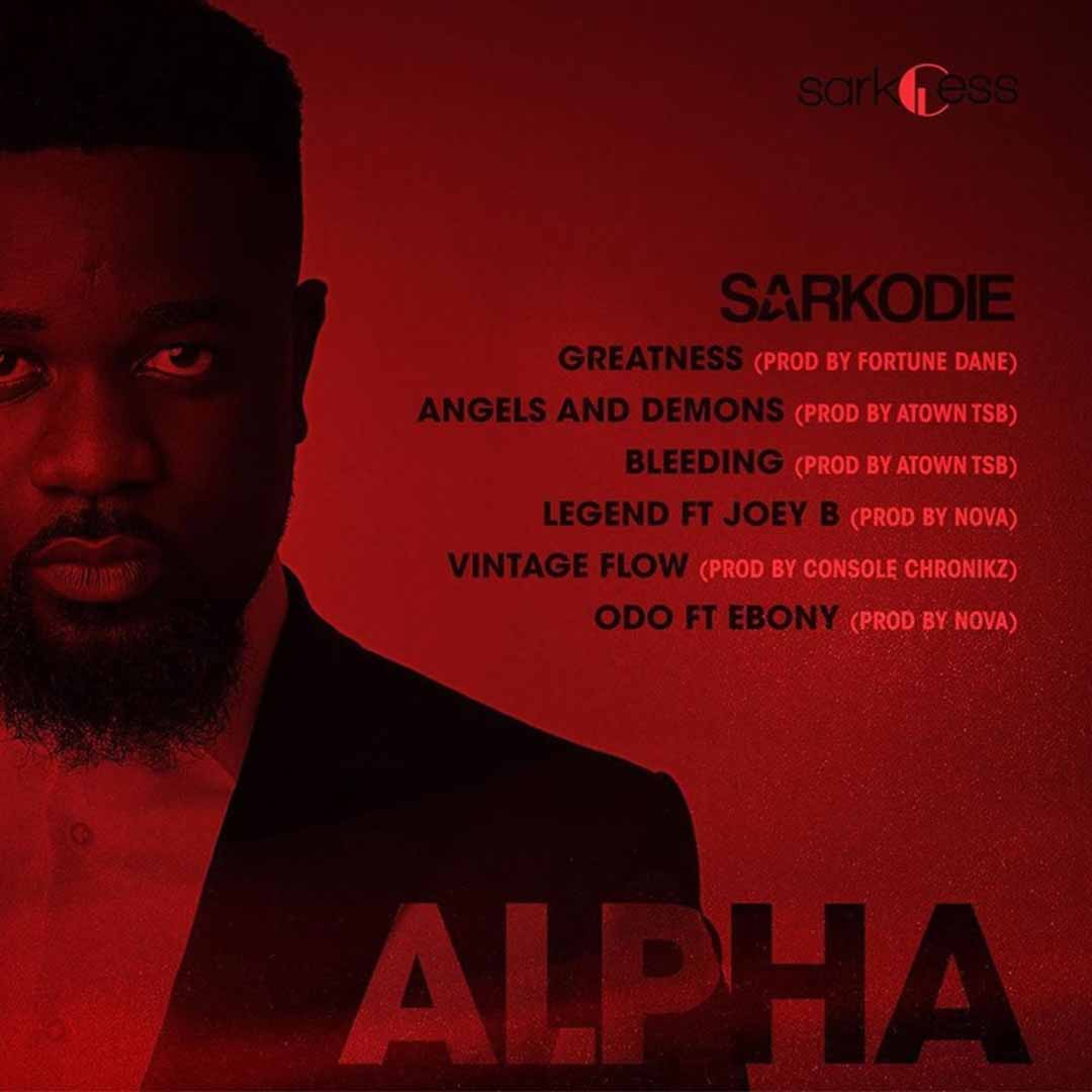 Sarkodie - Alpha Tape (Full Download)