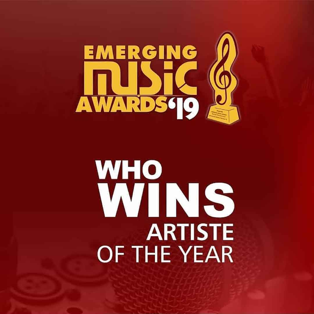 Full List Of 2019 Emerging Music Awards Nominees