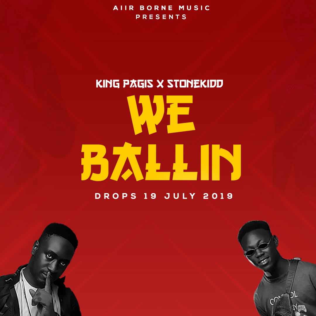 King Pagis New Song ''We Ballin'' drops Tomorrow