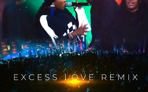 JJ Hairston ft Mercy Chinwo - Excess Love (Remix)