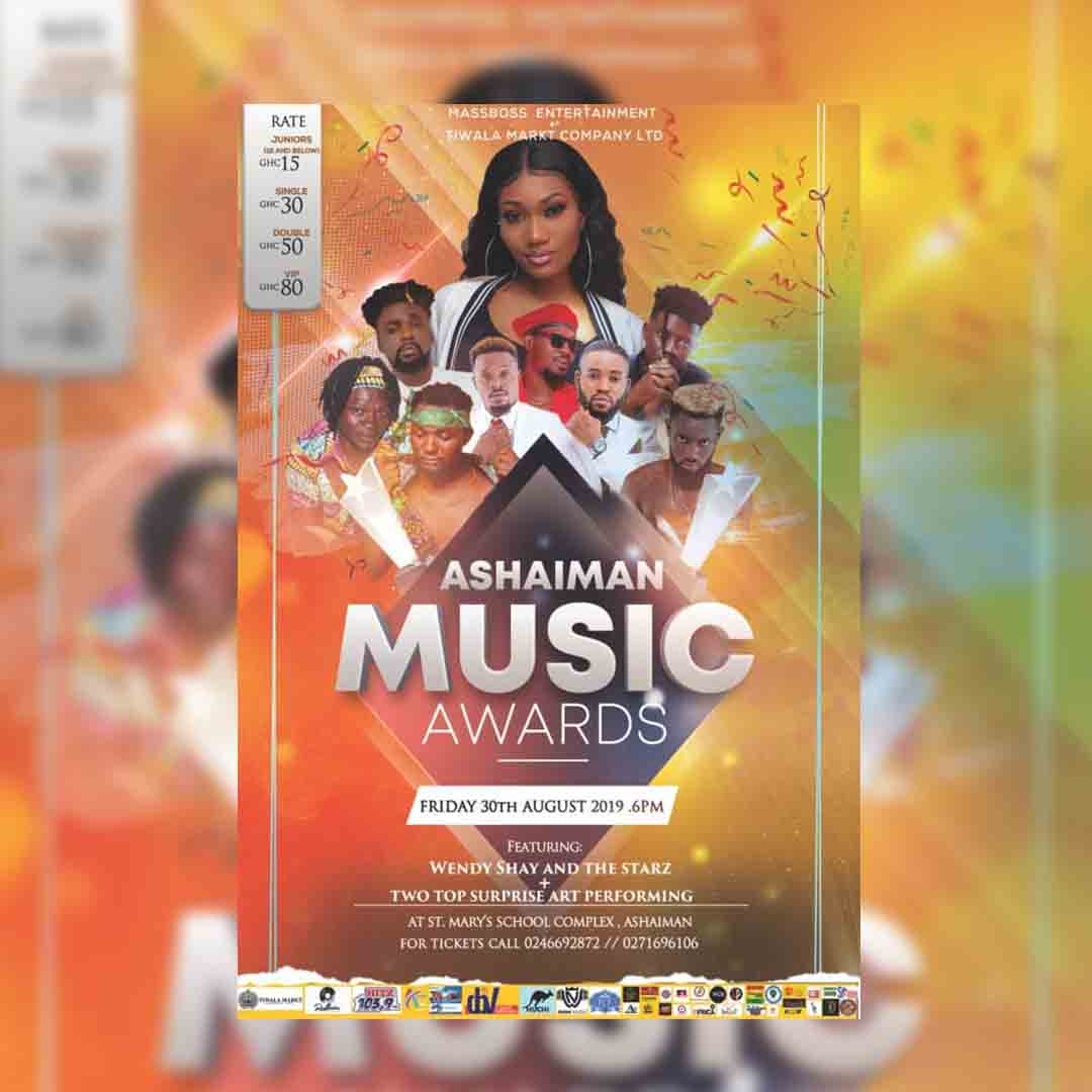 Wendy Shay to perform in Ashaiman with ...