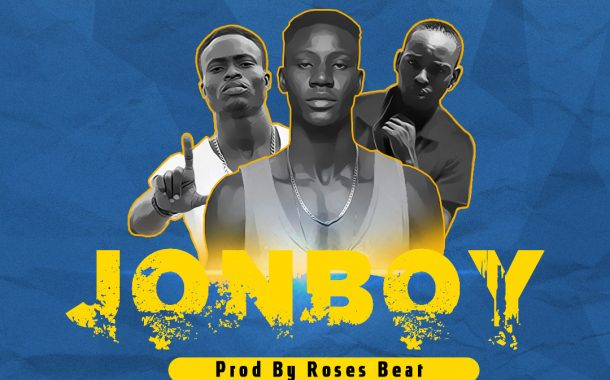 Kapo Wan ft Kojo Starr x Pope Crime - Jon Boy (Mixed By Roses Bheatz)