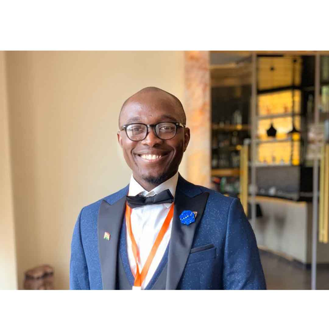 Young Human Resource Of Africa Neglected - Mr. Wisdom