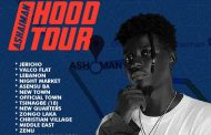 Kwesi Slay To Show Appreciation to Fans With Ashaiman Hood Tour